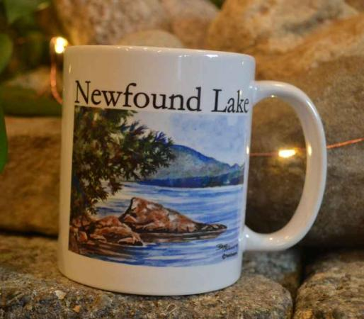 Newfound Lake Mug